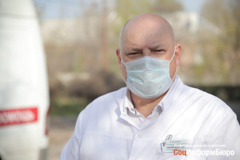 «Главное — не наделать глупостей»: главврач больницы №16 рассказал о готовности медучреждения к приему коронавирусных больных