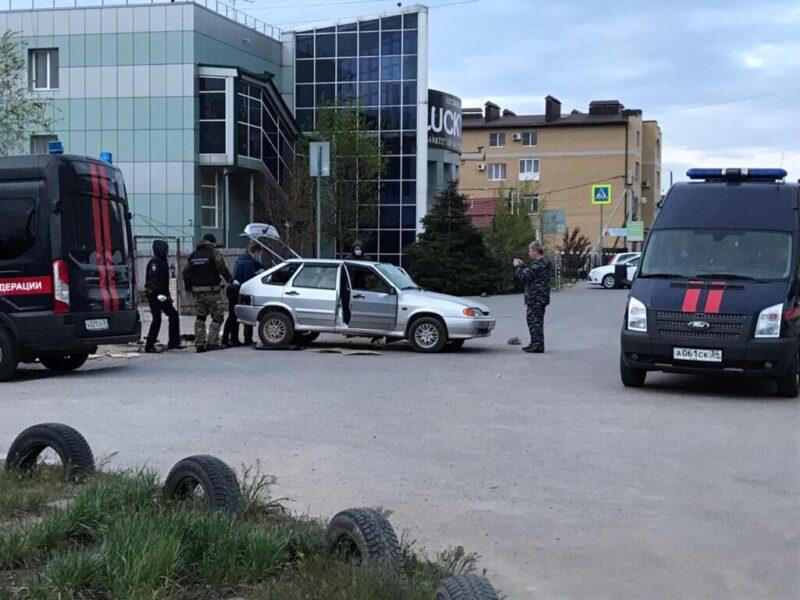 В Волгограде на улице Хорошева подорвался бывший сотрудник МВД