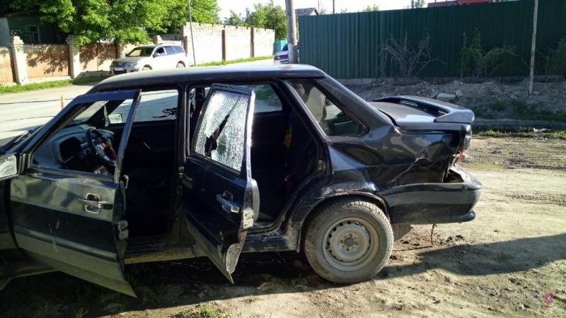За сутки на волгоградских дорогах пострадали три ребенка