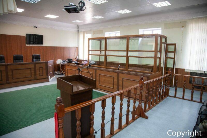 Бывший волгоградский судья ответил за принятие неправосудных решений