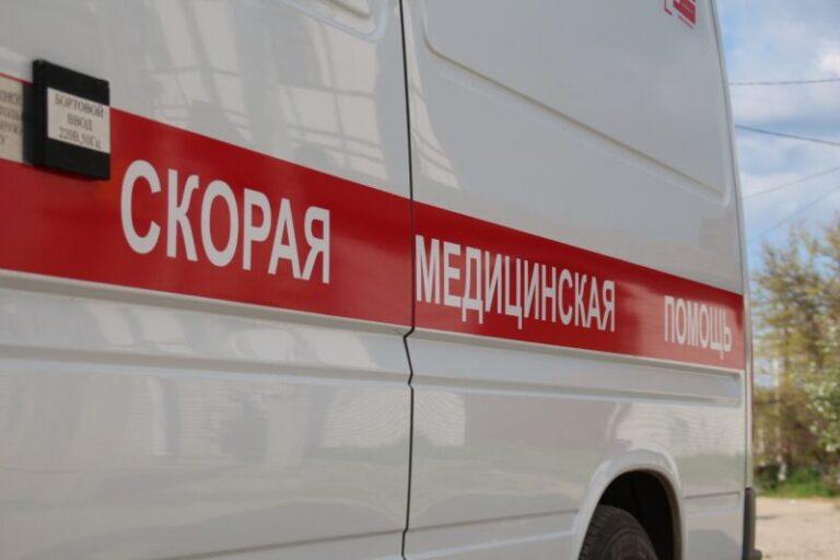 Под Волгоградом в страшной аварии с самосвалом погиб пенсионер из Саратова