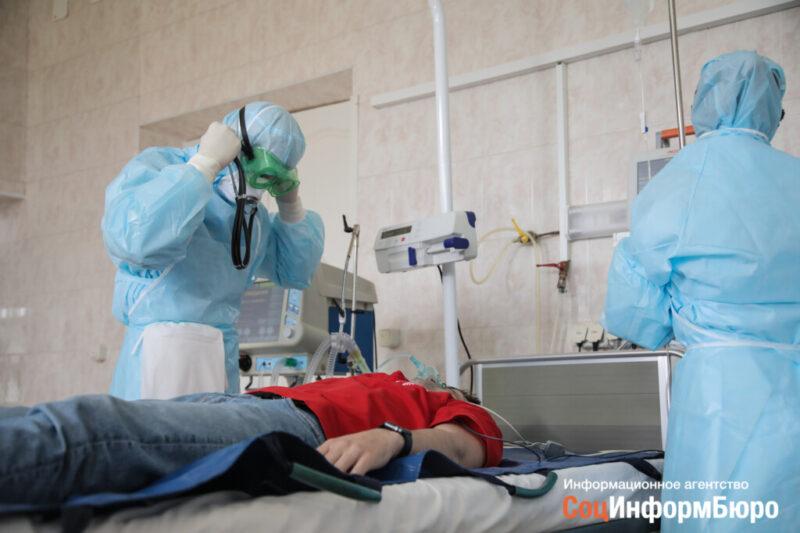 2 умерли и 300 вылечились: хроники коронавируса в Волгоградской области на 4 сентября