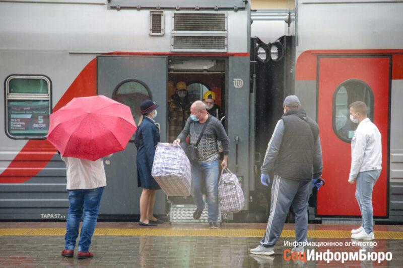 Поезд Москва — Волгоград вошел в топ-10 лучших поездов 2020 года
