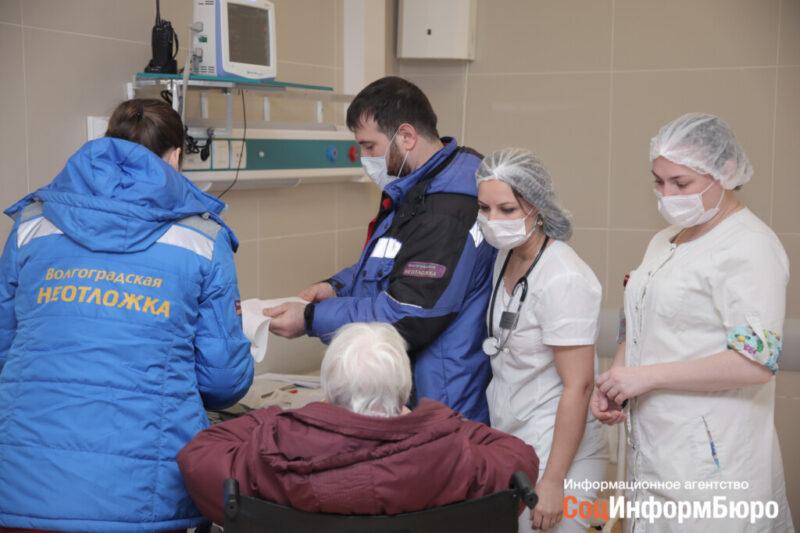 На доплаты волгоградским медикам ушло 200 миллионов рублей