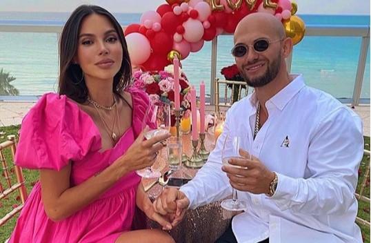 32-летняя Оксана Самойлова официально разводится с Джиганом