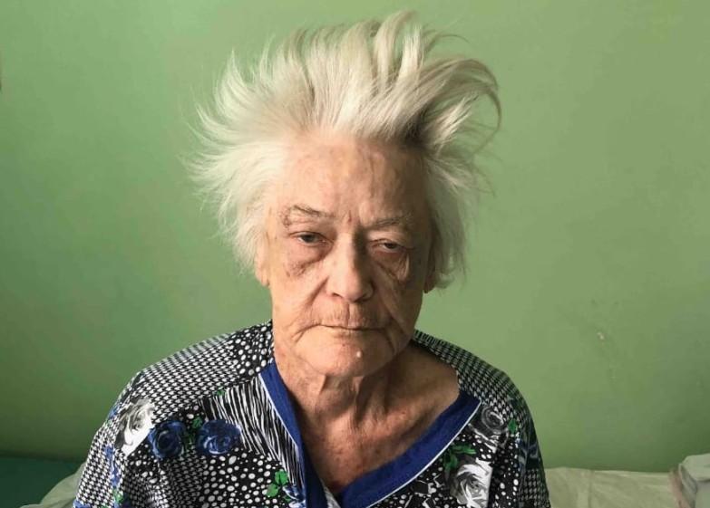 В Волгоградской области разыскивают родственников 70-летней Раисы Степановой