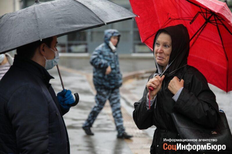 Волгоградцев продолжают наказывать за нарушение режима самоизоляции