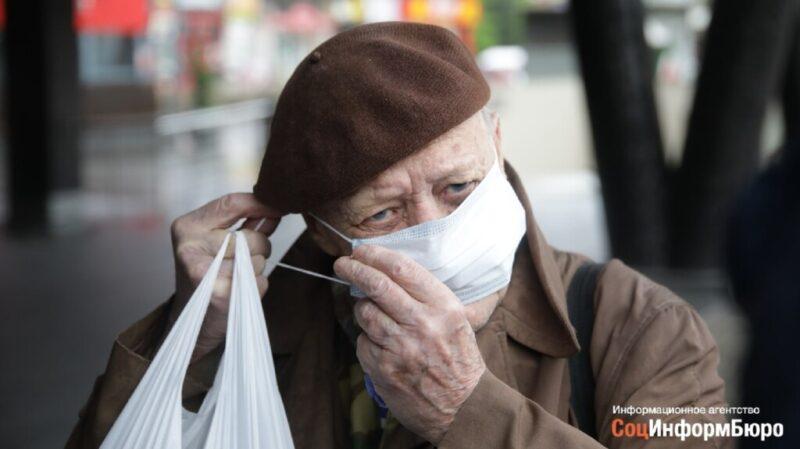 «Протокол без предупреждения»: в Волгограде проходят рейды по маскам и перчаткам