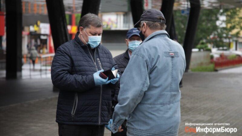 В Волгоградской области с каждым днем становится все больше нарушителей режимов
