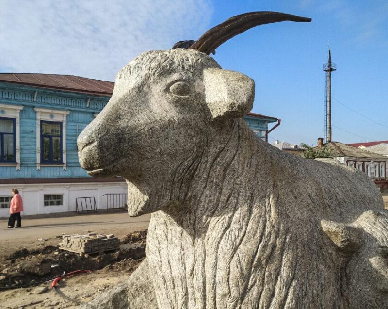 Туристов из Японии зазывают в Урюпинск
