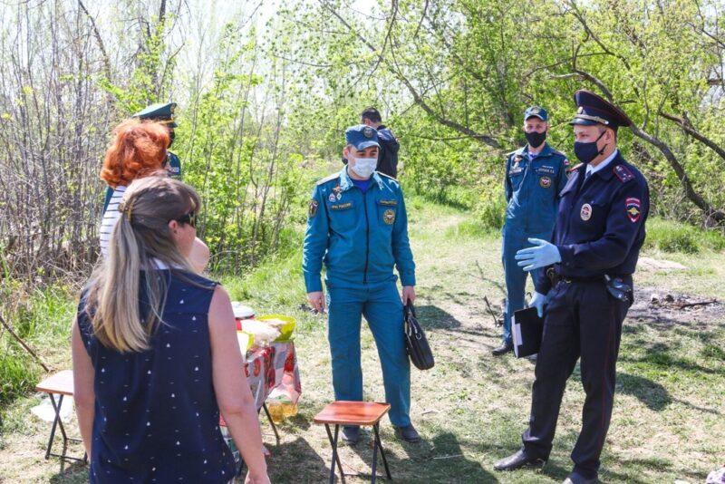 С 4 мая волгоградцам запрещено не только жарить шашлыки, но и гулять на природе