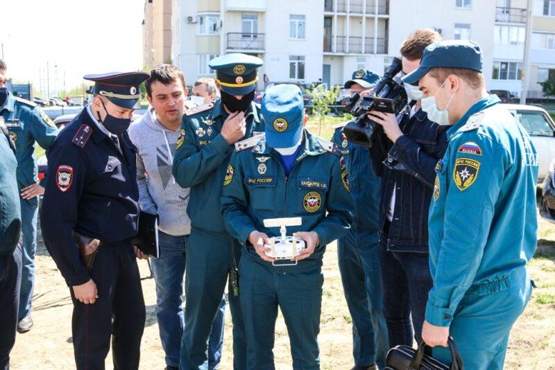 Волгоградцев штрафуют за шашлыки: леса, парки и даже дачи мониторят с квадрокоптеров
