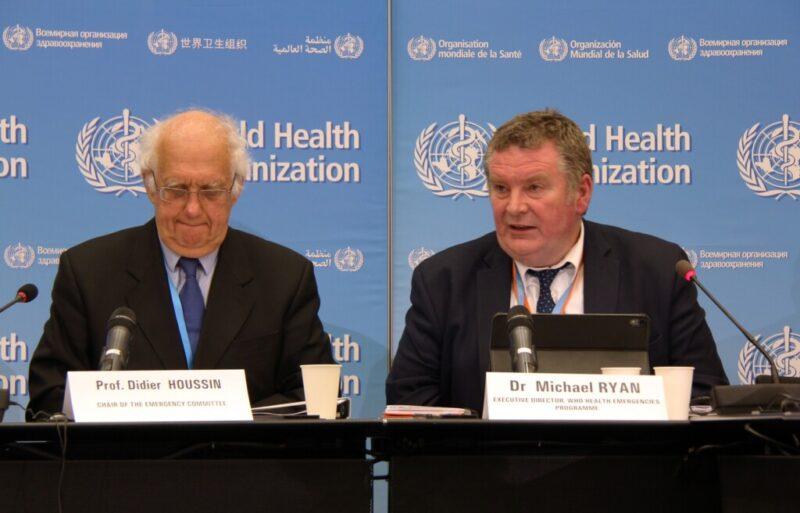 ВОЗ удивлена низкой смертностью от коронавируса в России