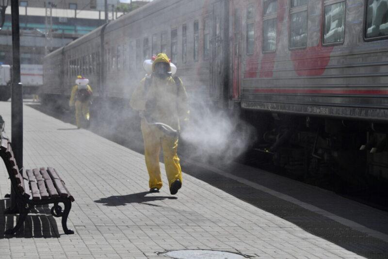 С июля волгоградцы смогут отправиться в Крым на поезде и самолете
