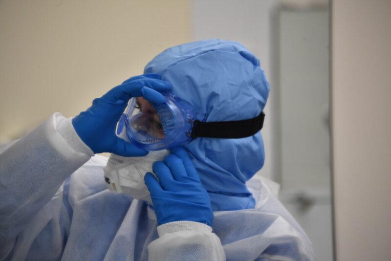 Стало известно, сколько диагнозов «COVID-19» поставили волгоградцам 8 июня