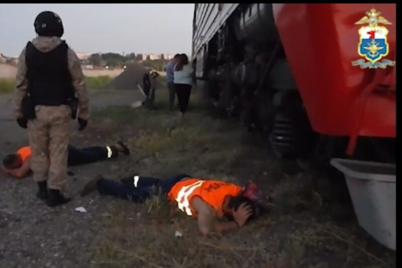 В Волгограде «накрыли» банду похитителей солярки