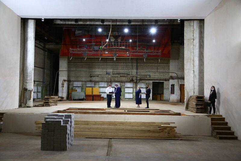 Бочаров меняет Ленинск, Путь Ильича и Зарю