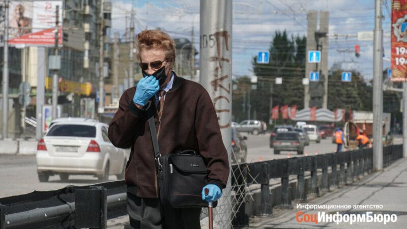 COVID-19 в Волгоградской области: данные на 2 апреля 2021 года