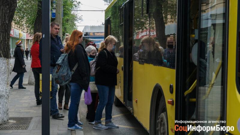 В Волгоградской области отменили спецтранспорт