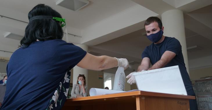 Больше миллиона волгоградских избирателей поучаствовали в голосовании за поправки в Конституцию