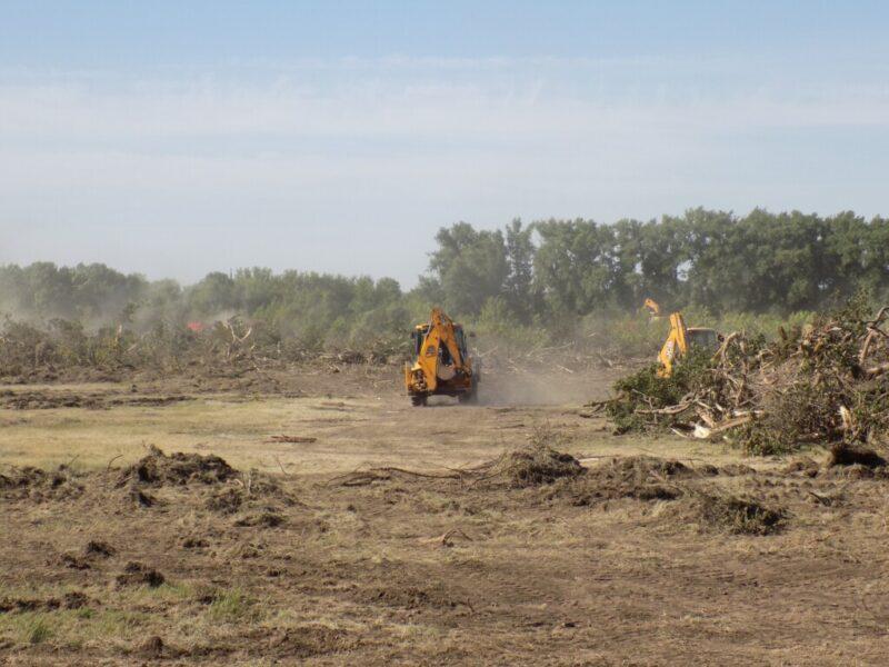 В Волгоградской области за 200 миллионов спасают высыхающую реку Арчеду