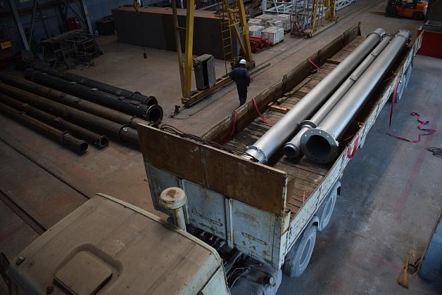 Волгоградский завод буровой техники наращивает портфель заказов