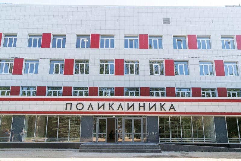 18 июня в Волжском должна открыться обновленная поликлиника Фишера