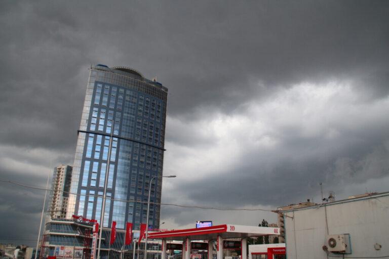 На выходных в Волгограде ожидаются грозы