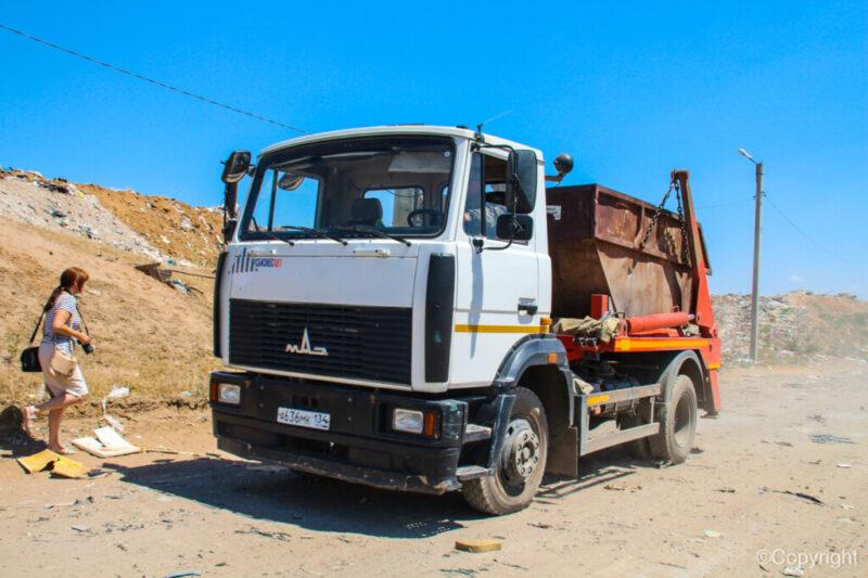 В Волгоградской области почти на 5% снижают плату за вывоз мусора