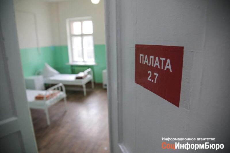 Сто человек ежедневно заболевают COVID-19 в Волгоградской области
