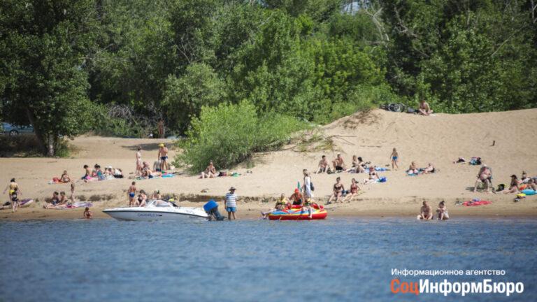 15 июля в Волгограде официально открывается купальный сезон