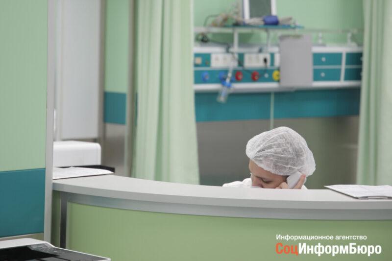 Чаще всего диагноз «COVID-19» ставят в Волгограде