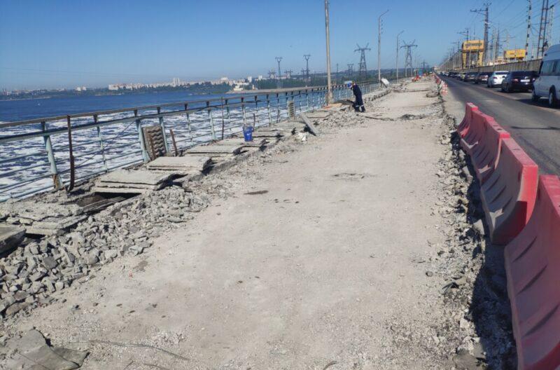 На Волжской ГЭС в июне снова пробки и смена схемы движения