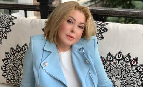 66-летняя Любовь Успенская раскрыла имя таинственного возлюбленного