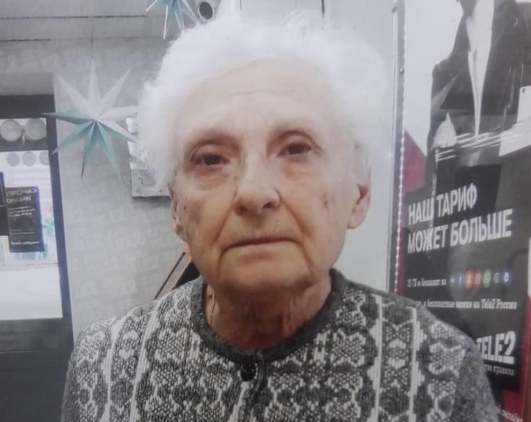 75-летняя волгоградка Эмилия Кругликова пропала без вести