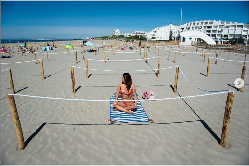 Волгоградский Роспотребнадзор рассказал, как отдыхать на французских пляжах