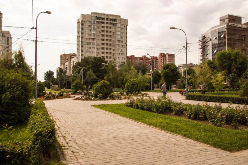 На выходных в Волгограде ожидается засуха