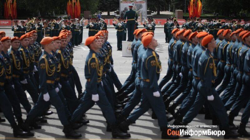 9 мая в Волгограде пройдет праздничный Парад Победы