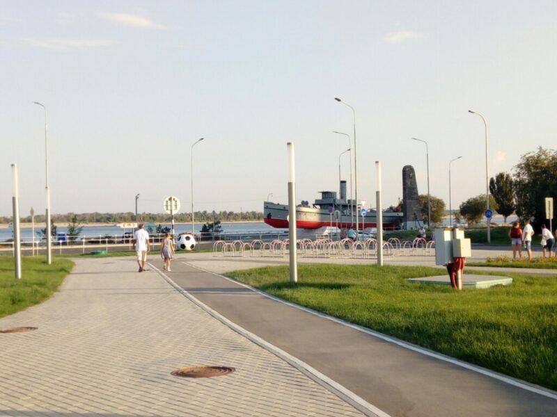 В центре Волгограда обещают построить два бассейна