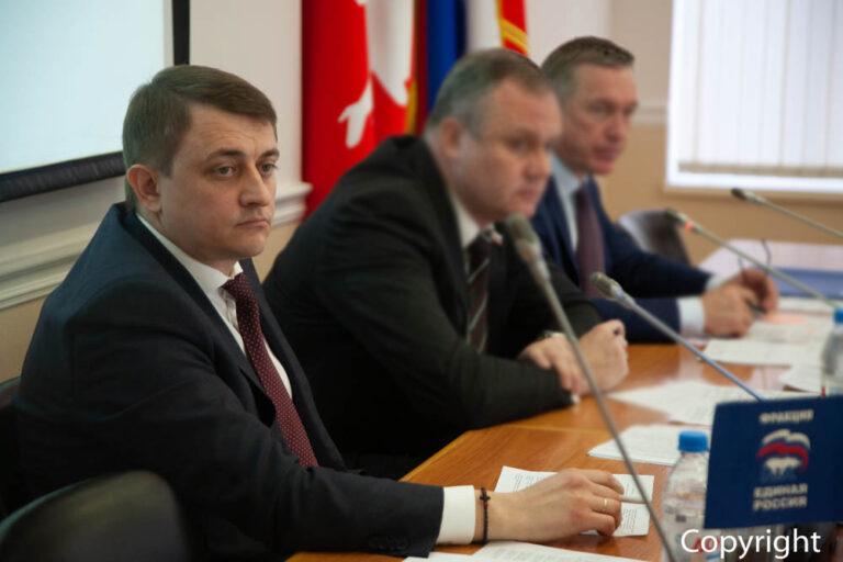 «Лидеры России»: Андрей Гимбатов собирает голоса с волгоградцев через подшефные учреждения