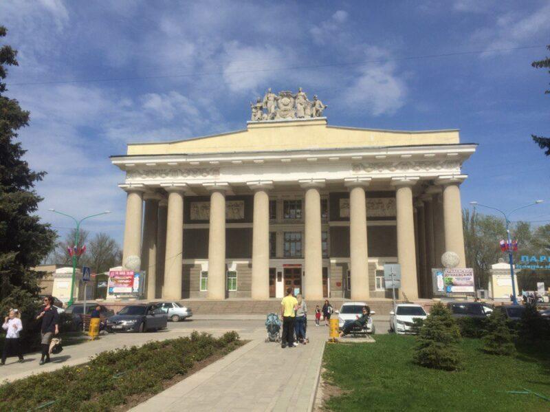 В Волжском заработал парк, закрытый из-за коронавируса на 3 месяца