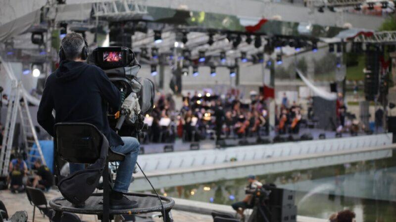 Обращение Президента и концерт на Мамаевом Кургане: прямой эфир или запись?