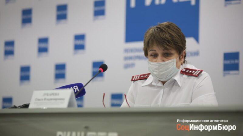 «Инфекция неуправляемая»: Ольга Зубарева высказалась о коронавирусе в Волгоградской области