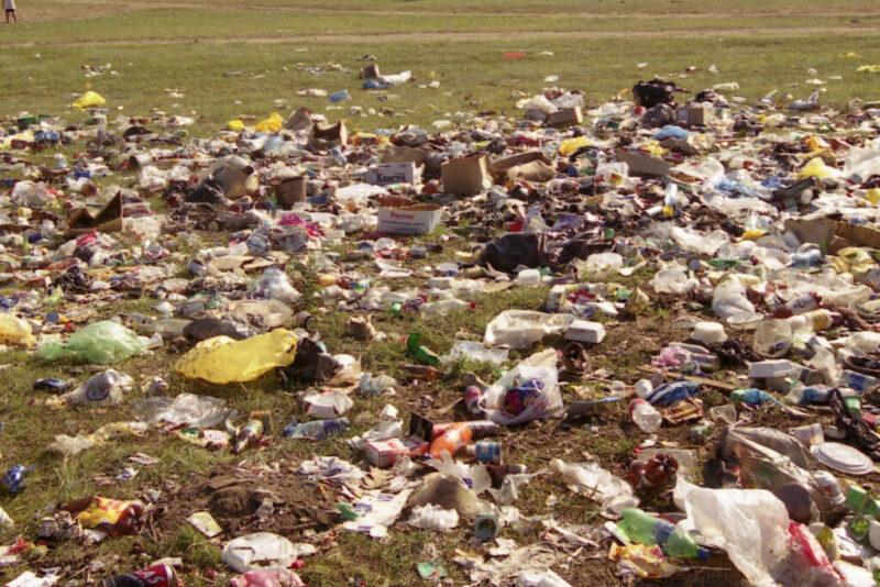 «Утопающую» в отходах Волгоградскую область приводят в порядок бесплатные волонтеры: а  ищут ли тех, кто мусорит?