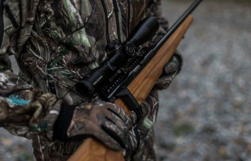 В лесу Еланского района охота на сурков закончилась трагедией