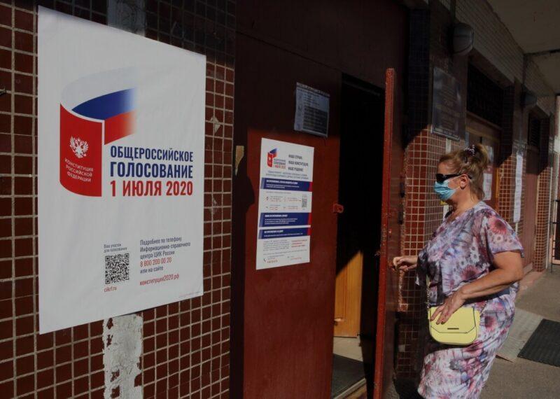«Даже паспорт не спросили»: как волгоградцы голосовали по поправкам к Конституции и выбирали часовой пояс