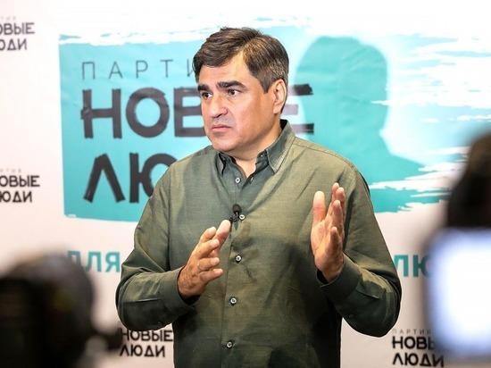 Партия «Новые люди» выдвинула 600 кандидатов на выборы 2020