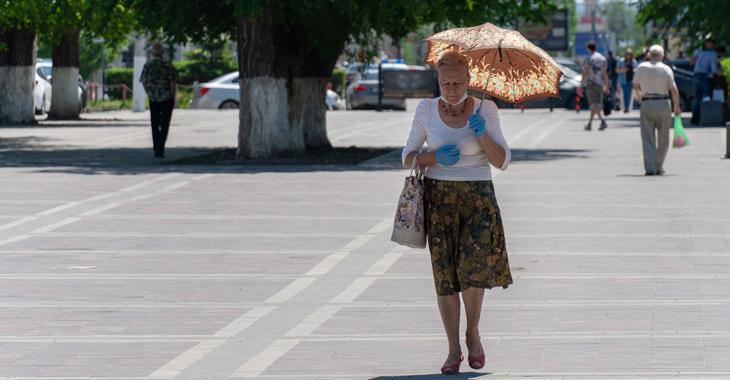 В МЧС предупредили волгоградцев об опасной 40-градусной жаре 7 и 8 июля