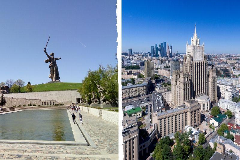 Эксперты сравнили сохранившиеся к 1 июля коронавирусные ограничения в Москве и Волгограде