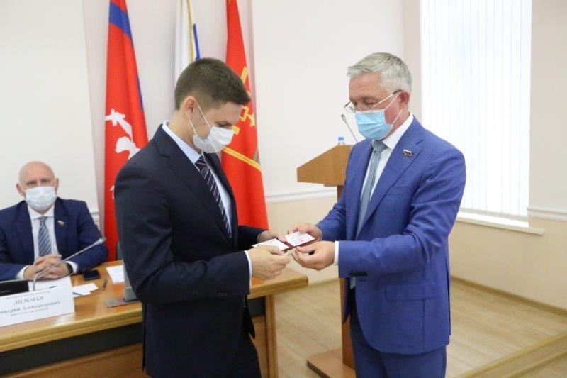 33-летний Роман Потоловский стал новым членом городской Думы